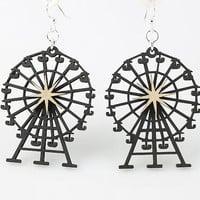 Ferris Wheel by GreenTreeJewelry on Etsy