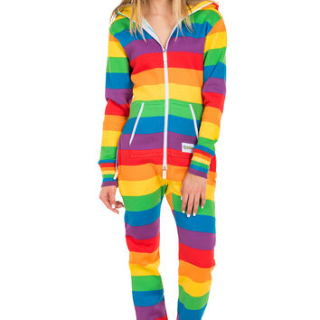 Women's Rainbow Jumpsuit