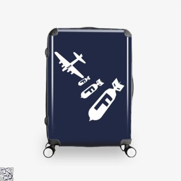 Droppin F Bombs, Funny Suitcase