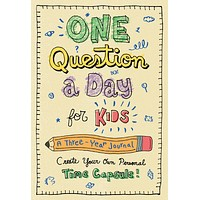 One Question a Day for Kids