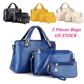 Women Handbag Shoulder Bags Tote Purse Leather Ladies Messenger Hobo Bag