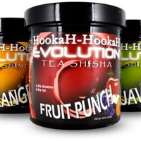 Choice of Any 4 Evolution Hookah Shisha Flavors Non Tobacco