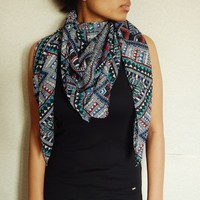 Cotton Scarf, Indian Scarf