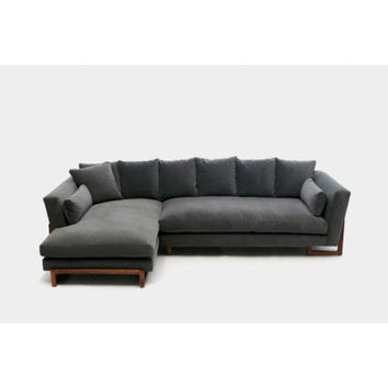 ARTLESS LRG Sectional Sofa & Reviews | Wayfair