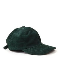 Suede Leather Hat