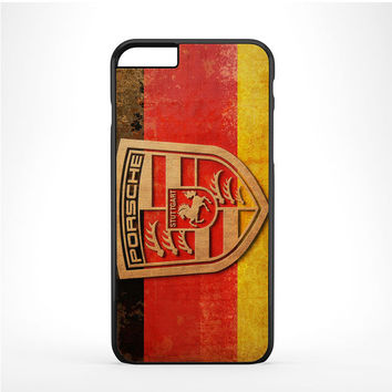 Porsche German Logo Iphone 6 Plus | 6s Plus Case