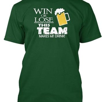 St Patrick This Team Makes Me Drink T S