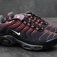 """Nike Air Max Plus Tn"" Men Sport Casual Fashion Air Cushion Running Shoes Sneakers"