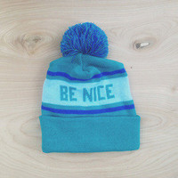 Charlavail — PRE-ORDER Be Nice Knit Beanie