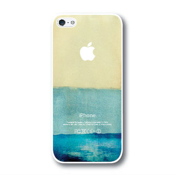 iPhone 5 Case, iPhone 5S Case - Water Color Block no.1 / iPhone 5S Case, iPhone 5S Cover, Cover for iPhone 5S, Case for iPhone 5S