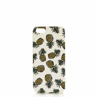 PINEAPPLE PRINT IPHONE 5 SHELL CASE