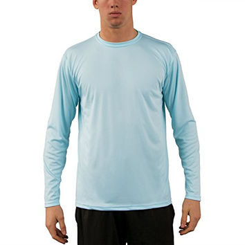 Vapor Apparel Men's UPF 50+ Long Sleeve UV (Sun) Protection Performance T-Shirt