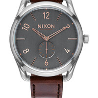C45 Leather | Watches | Nixon Watches and Premium Accessories