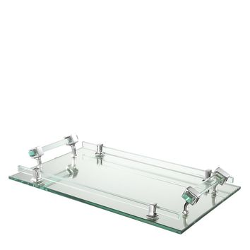 Glass Tray | Eichholtz Evelyn