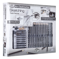 Sketching Facial Features Set | Hobby Lobby