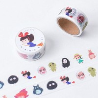 2cm*5m Original hand painted washi tape DIY decoration tape planner masking tape office adhesive tape label sticker stationery