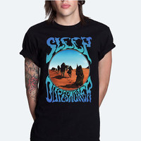 New Repro Vintage Sleep Dopesmoker T-shirt S-2XL