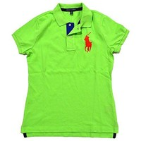Polo Ralph Lauren Women's Big Pony Polo