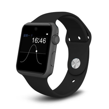 DM09 Bluetooth Smart Watch 2.5D ARC HD Screen Support SIM Card Wearable Devices SmartWatch Magic Knob For IOS Android