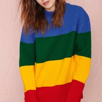 UNIF Crayola Sweater