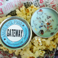 GATEWAY Angelic Hand Poured Gemstone Soy Candle