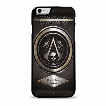 Assasin creed black chest games Iphone 6 plus Cases