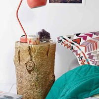 Tree Stump Side Table-