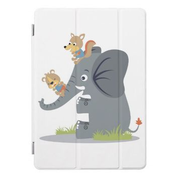 Cute Animals iPad Pro Cover