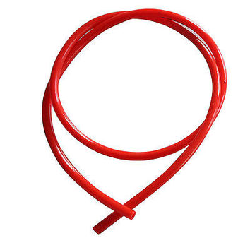 """Modish Motorcycle Fuel Line Red 7mm 30""""  Gas Hose Tube For Honda XR50 CRF50 3C1"""
