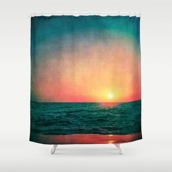 Fade Away Shower Curtain by Faded  Photos