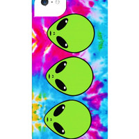 TRIPPY ALIEN IPHONE CASE - PREORDER
