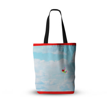 "Sylvia Coomes ""Balloons in the Sky"" Photography Kids Everything Tote Bag"