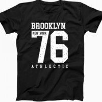 Brooklyn 76 New York T Shirt For Men And Women