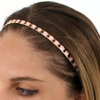 Fashion Metal Head Chain Jewelry Headband Head Piece Hair Band