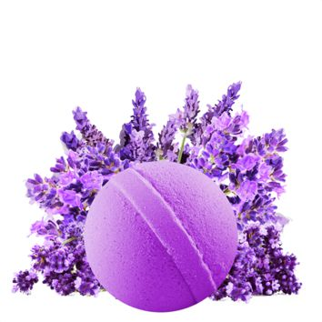 Lavender | Single Bath Bomb®