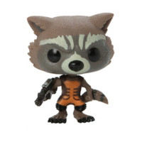 Funko Marvel Guardians Of The Galaxy Pop! Rocket Raccoon Vinyl Bobble-Head