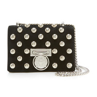 Small Studded Flap Box Bag | Moda Operandi