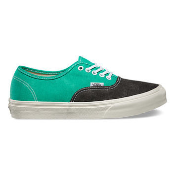 Washed 2 Tone Authentic Slim | Shop Classic Shoes at Vans