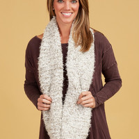Altar'd State Eyelash Infinity Scarf - Accessories