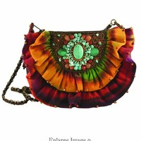Mary Frances Bag Ethnic Vibe