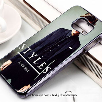 Harry Style One Direction Samsung Galaxy S6 and S6 Edge Case