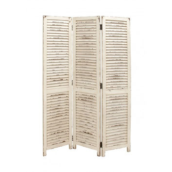 Antiqued Room Divider
