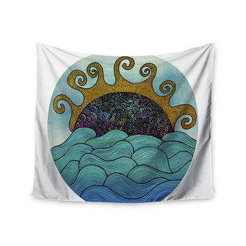 "Pom Graphic Design ""Oceania"" Wall Tapestry"