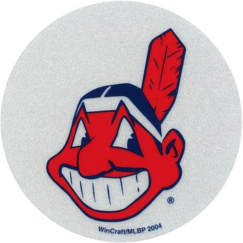 Cleveland Indians - Logo Reflective Decal