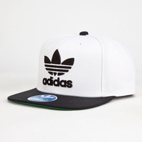 Adidas Thrasher Chain Mens Snapback Hat White/Black One Size For Men 25780716801