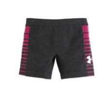 "Under Armour Girls' Pre-School UA Seamless 3"" Bike Short"