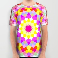 One Sunny Sunny Day All Over Print Shirt by Lena Photo Art