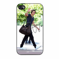 One Direction Harry Styles Hello iPhone 4 Case