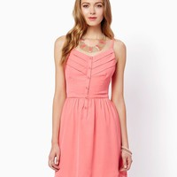 Katrina Fit and Flare Dress | Fashion Apparel and Clothing | charming charlie