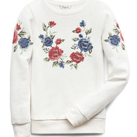 Sweetest Rose Sweatshirt (Kids)